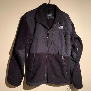 Northface Denali Black Fleece Jacket
